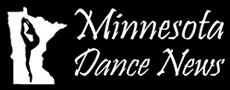 Minnesota Dance News Logo